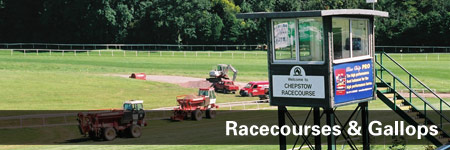Racecourses & Gallops